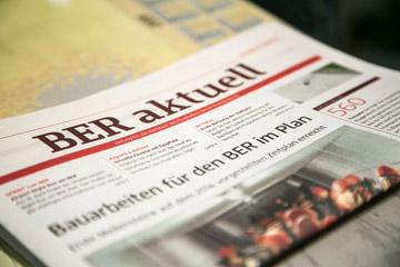 """Presseartikel bei """"BER aktuell"""" zum zehnjährigen Jubiläum"""